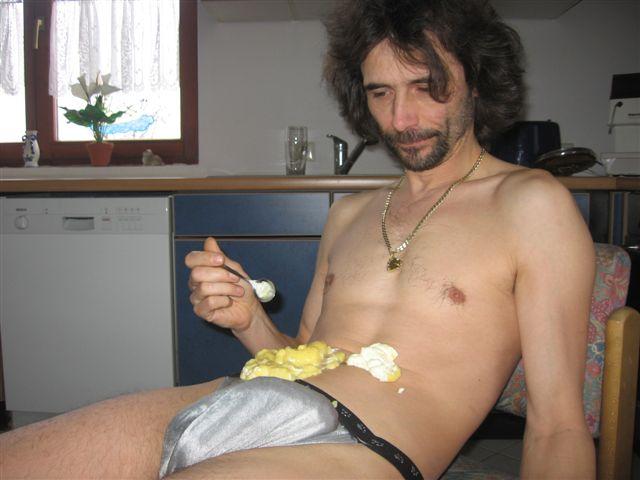 badestring Schoko und Vanilla